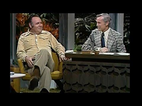 Jonathan Winters Carson Tonight Show 1974
