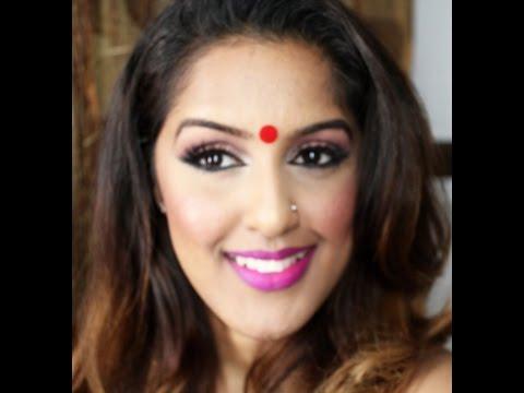 ROSE GOLD- Indian Bridal makeup