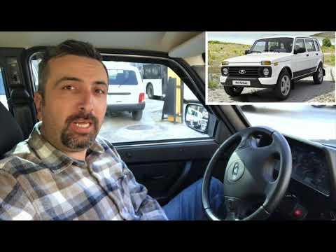 2020 Lada 4X4 Urban 5 Kapı (Niva/ Taiga) Test Sürüşü | Arazi Klasiği | Offroad Efsanesi