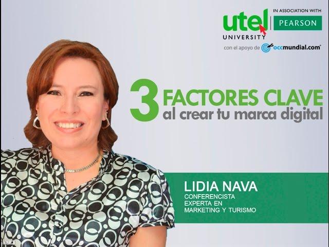 3 Factores clave al crear  tu Personal Branding | UTEL Universidad