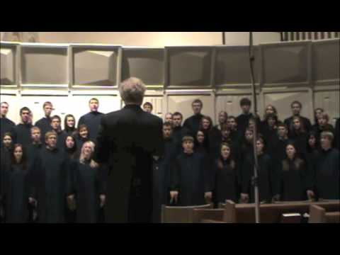 How Can I Keep From Singing - arr. Ronald Staheli - The Augustana Choir