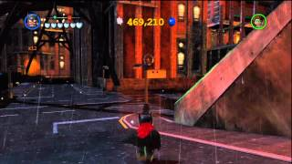 lego batman 2 dc super heroes batgirl gameplay and unlock location
