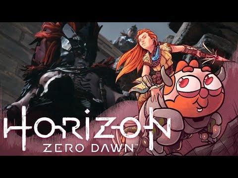 Horizon Zero Dawn Gameplay Part 13: ENDING | PS4