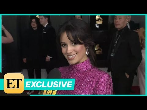 GRAMMYs 2019: Camila Cabello Shares Special Inspiration Behind Performance (Exclusive)
