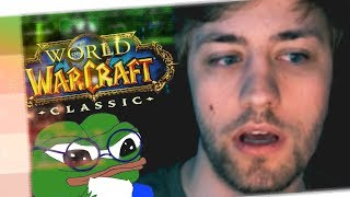 Sodapoppin ranks his favorite WoW Expansions Classic Dungeons amp Classes on tiermaker