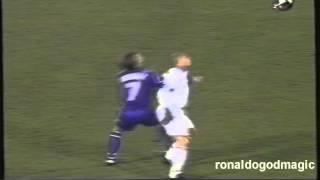 97/98 Away Ronaldo vs Fiorentina