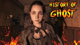 Full Story of The GHOST! Buried WITCH Killed By A Zombie! Call of Duty Black Ops 2 Zombies Storyline