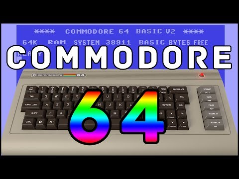 Computer Chronicles - Commodore 64 - 1988