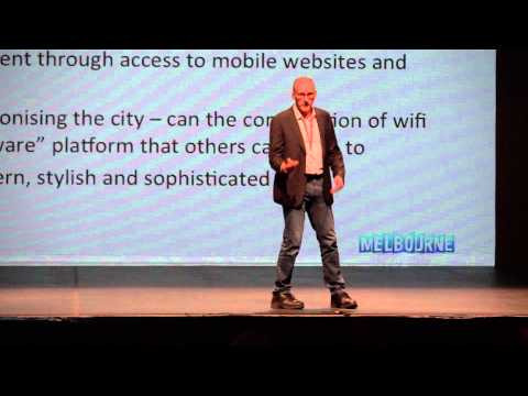 I'm high on wifi – Destination marketing meets visitor experience | Paul Baron | #SoMeT15AU