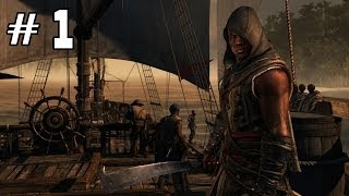 Прохождение Assassin's Creed 4: Black Flag [DLC: Freedom crY] - #1(Старые ролики будут залиты (не все! некоторые удалены безвозвратно) в группу ВК - http://vk.com/pomodorka_zr ..., 2013-12-23T10:23:50.000Z)