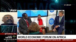 Analysis of the World Economic Forum On Africa: Viv Govender