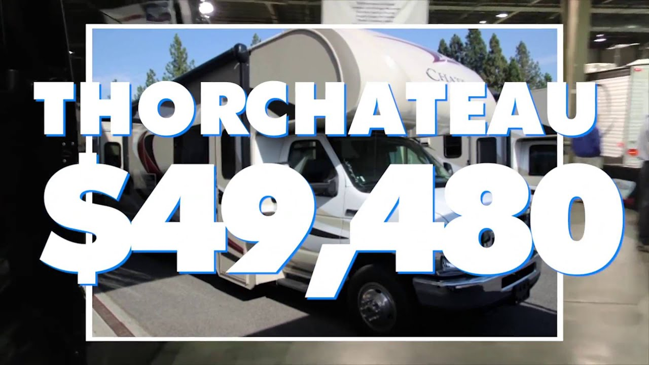 Click It Rv >> National RV Show - Spokane, WA - YouTube