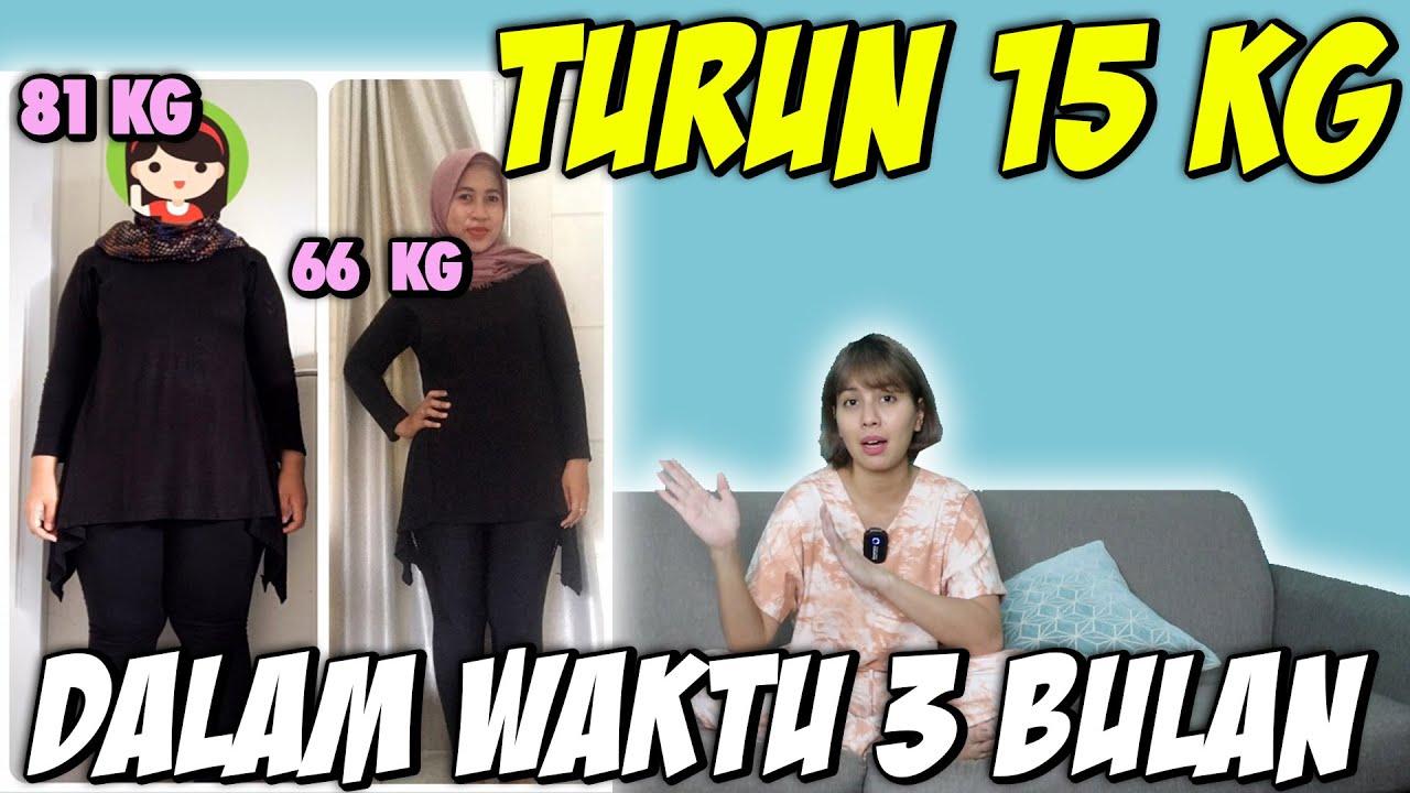 Download TURUN 15 KG DALAM 3 BULAN, FOLLOWERS INI IKUTIN DIET ALA TYA ARIESTYA !
