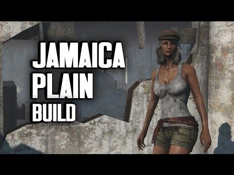 Jamaica Plain Efficiency Build - Fallout 4 Settlements