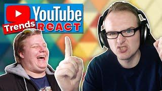 React: YouTube Trends #12 - September