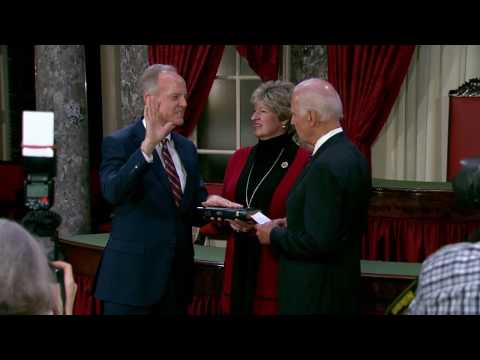 Sen. Moran Sworn in to Second Term in the U.S. Senate