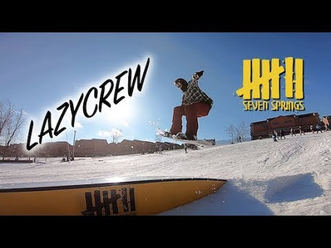 7 Springs Opening Day 2018 | LAZYCREW Ep:1