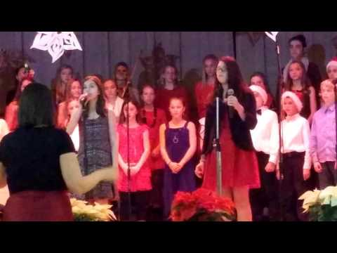 Beacon Middle School 6th Grade Winter Concert