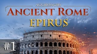 Let's Play Aggressors Ancient Rome #1: Kampf um Sizilien (Epirus)