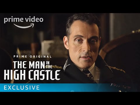 The Man in the High Castle Season 1 - What If (Behind the Scenes)  | Amazon Video