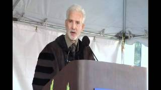 """The Wild Duck Chase"" author Martin J. Smith commencement speech at Irvine Valley College, 2011"