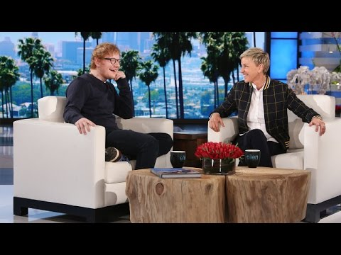 Thumbnail: Ed Sheeran on Why He Threw Away His Cell Phone