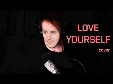 Justin Bieber - Love yourself [Guitar& Vocal cover] (365 Music Challenge)