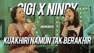 KINI - ROSSA (COVER) | NAGITA X NINDY #RANSMUSIC