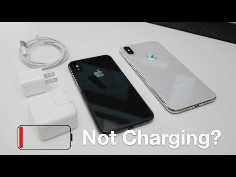 iPhone XS and XS Max Won't Charge?