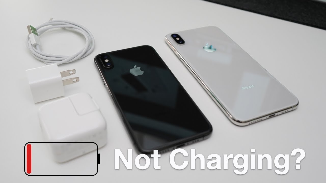 buy popular 4ff12 451e2 iPhone XS and XS Max Won't Charge?