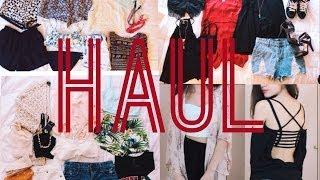 Huge Spring Haul: Forever 21, Pacsun, Lush, Romwe & more! Thumbnail
