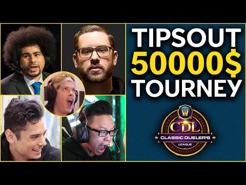 Snutz - Payo - Cdew - Ziqo - Xaryu & More - 50,000$ Dueling Tournament - November 30th (Part 1)
