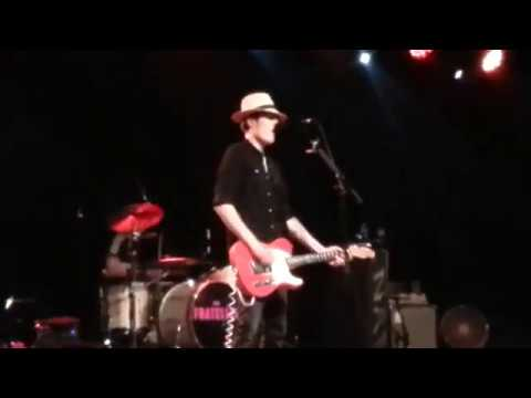 The Fratellis-I've Been Blind-Barrowland Glasgow 31st March 2018