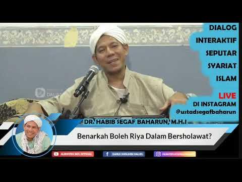 Download Bolehkah Riya Dalam Bersholawat -  MP3 & MP4