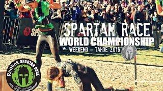 Spartan Race WORLD CHAMPIONSHIP Weekend - 2016