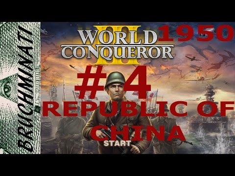 World Conqueror 3 Republic of China 1950 Conquest #4