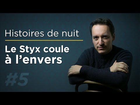 Histoires de nuit #5 : Le Styx Coule à l'Envers (Dan Simmons)