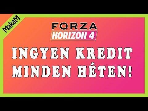 Ingyen kredit minden héten! | Forza Horizon 4 thumbnail