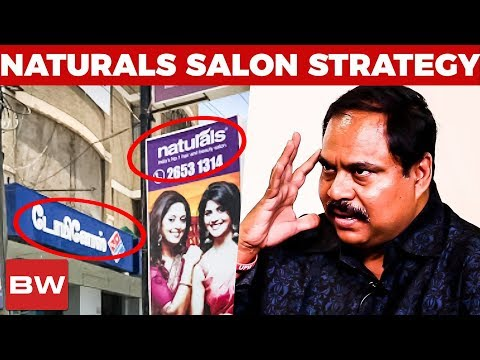 Why Naturals Salon is placed near Dominos Pizza? Reveals Naturals Owner C.K.Kumaravel | MT 144