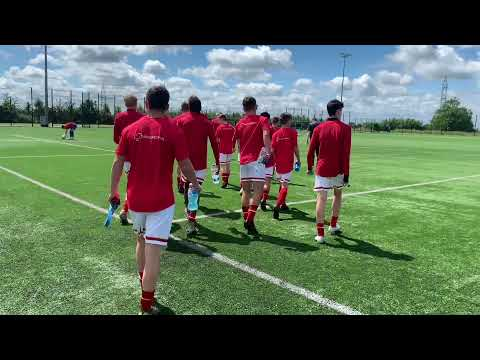 ACADEMY FEATURE: Saints U15s 6-0 Galway United