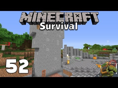 The Stair Building | Minecraft Let's Play | Season 1 Episode 52