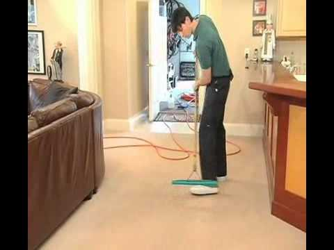 12 Step Carpet Cleaning Process by Beacon Carpet Cleaning of Laguna Niguel, CA