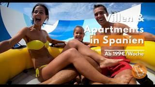 Ferienwohnungen & Ferienhäuser in Spanien | Das Vergnügen beginnt hier