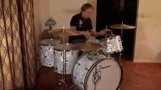 Buddy Rich Slingerland 1977 Drumset-Ken Loomer Solo
