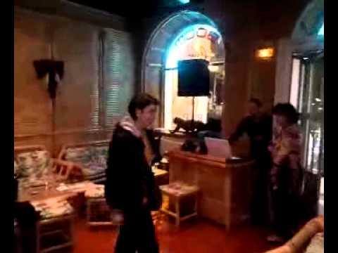 Franco yali yali habibi yali 19/10/14  reality karaoke. le privé du vieux port Nice