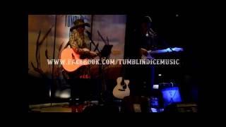 Tumblin' Dice performing George Jones's 'White Lightning'