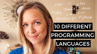 10 Different Programming Languages and Their Uses