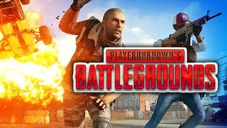 CRAZY BATTLE ROYALE - PLAYERUNKNOWN'S BATTLEGROUNDS (King  of the Hill, Last Man Standing)