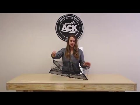 ACK Product Focus: Promar Collapsible Crab, Fish Or Crawdad Trap 24x18x8