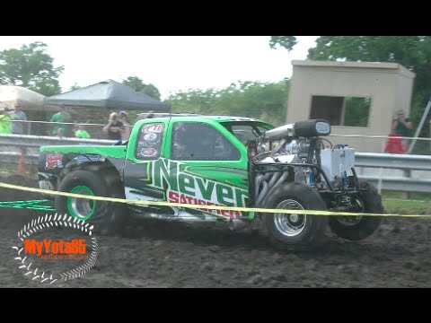 2,500 HP NEVER SATISFIED @ T-TOWN!!